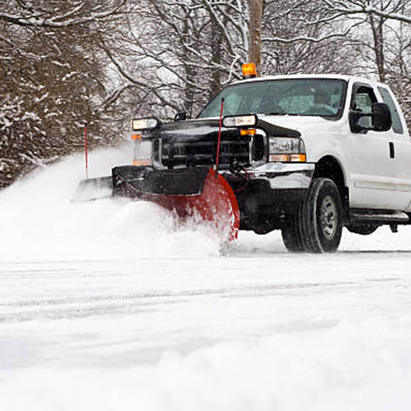 Commercial Snow Removal Highland Mi Snow Removal