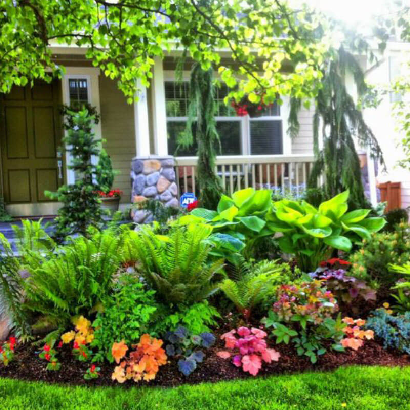 Residential landscaping company mi 1
