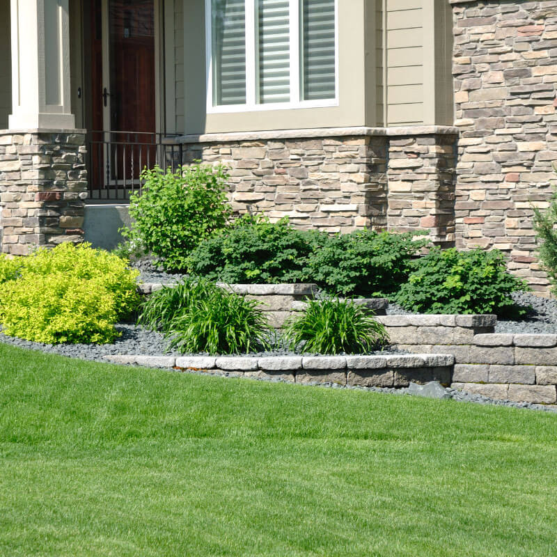 Residential landscaping services mi lawn care maintenance 1